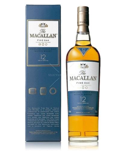 The Macallan 12 YO Fine Oak