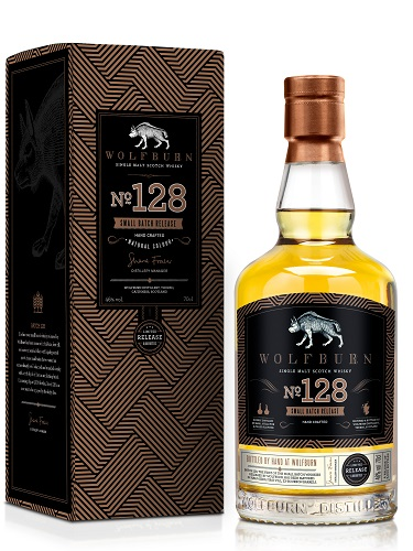 Wolfburn Batch No.128
