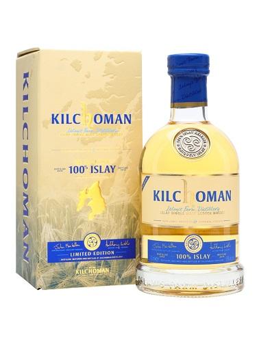 Kilchoman's 100% Islay