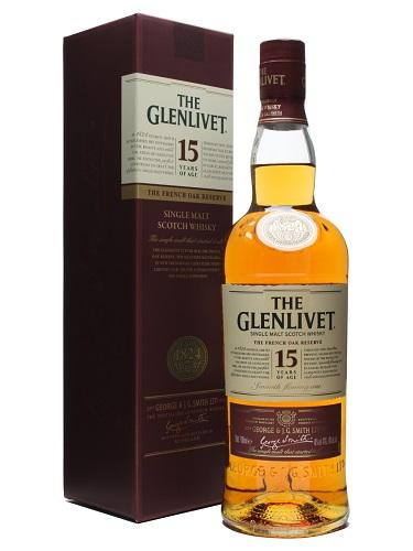 The Glenlivet 15 YO
