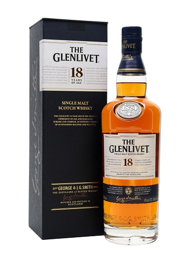 The Glenlivet 18 YO